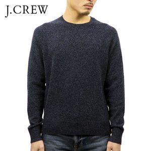 J. Crew Men's Lambs Wool Pullover